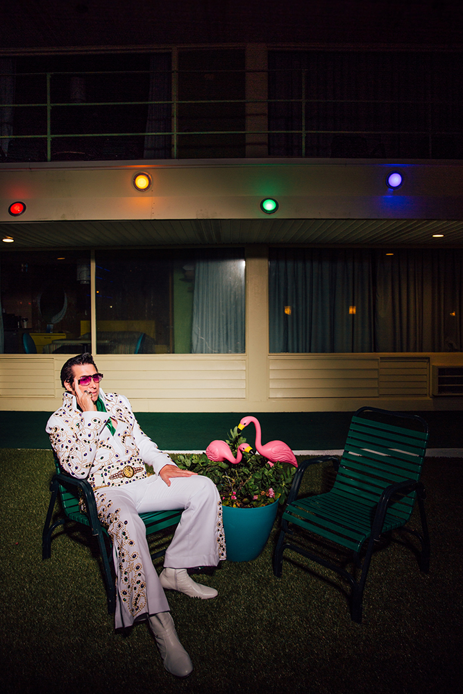 Elvis Lives Editorial by Jena Ardell